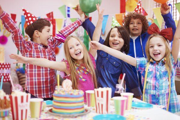 Birthday bash game for kids