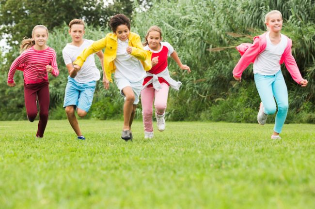 how to play capture the flag: outdoor game for kids