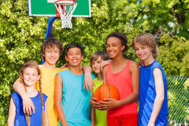 Around the world, basketball shooting game