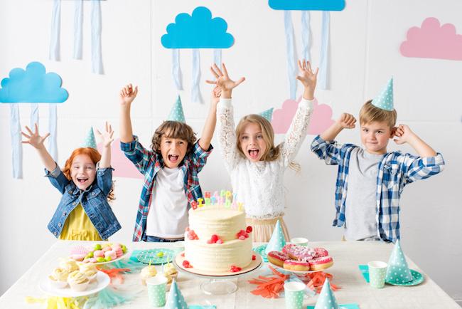 birthday cake hunt game