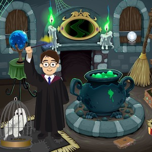 Harry Potter Party game